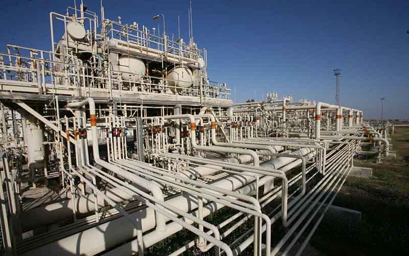 تولید 58 میلیارد مترمکعب گاز از زاگرس جنوبی