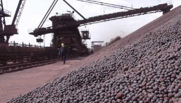 تولید کنسانتره سنگ آهن در معادن بزرگ ۲۷ درصد افزایش یافت