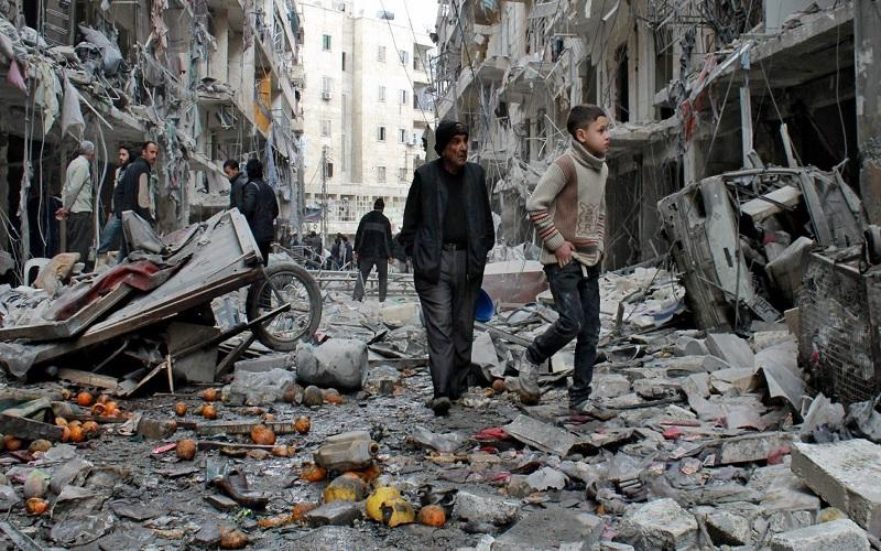شرایط غیرنظامیان در سوریه بدتر از همیشه است