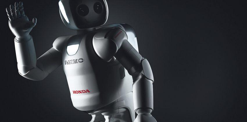 شخصیت الکترونیک ربات هوش مصنوعی
