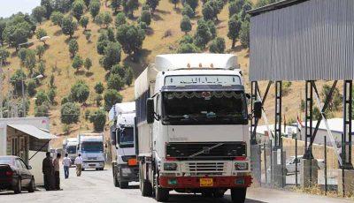 ۵.۵ میلیارد دلار صادرات غیرنفتی به عراق
