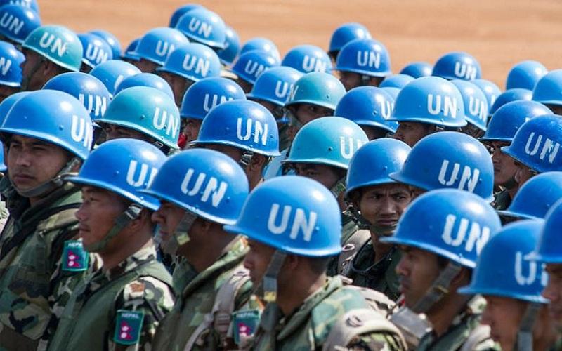 گزارش ۱۳۸ مورد سوء رفتار جنسی صلحبانان سازمان ملل در ۲۰۱۷