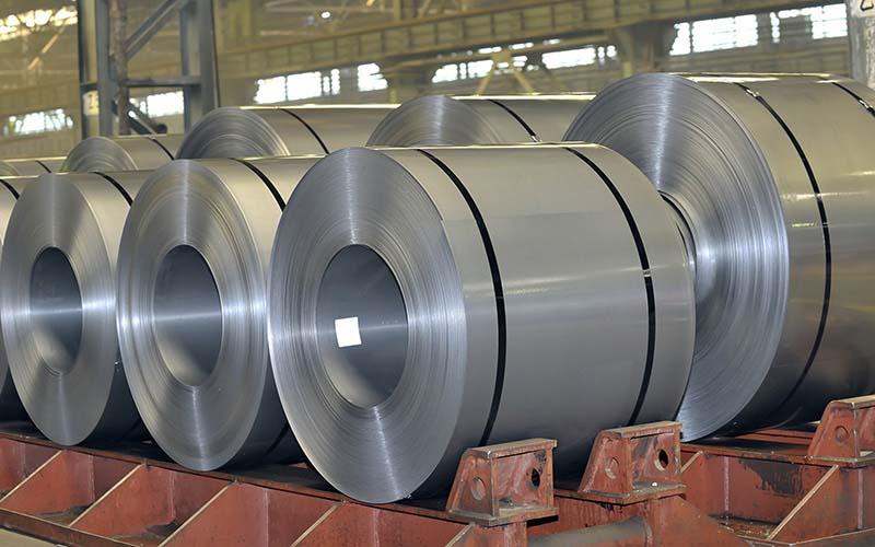 رشد ۶/ ۲۱ درصدی تولید فولاد خام ایران