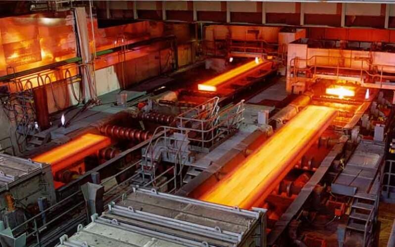 بهدنبال نوسازی ماشینآلات گروه ملی فولاد ایران هستیم