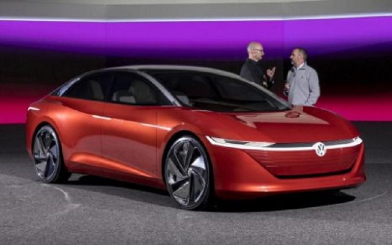تولید ۲۰ مدل خودروی برقی توسط فولکس واگن