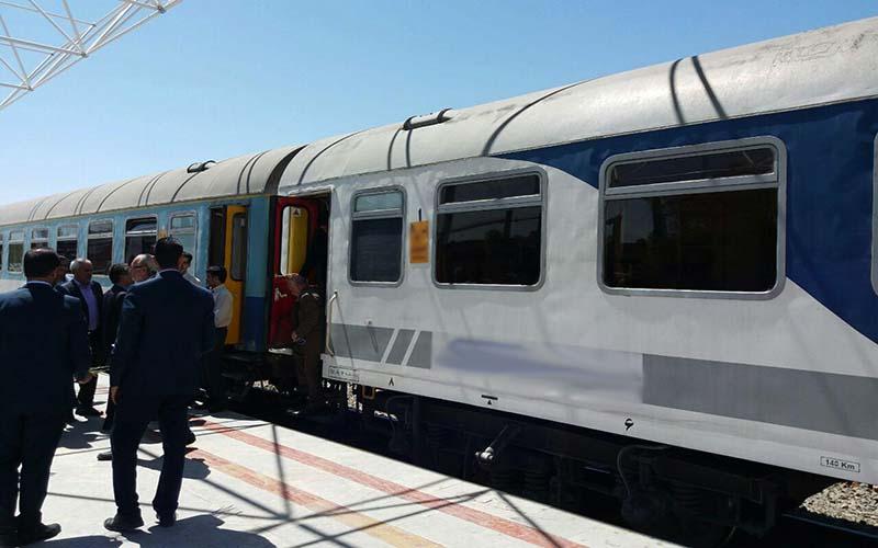 ظرفیت قطارهای مسافری در نوروز افزایش مییابد