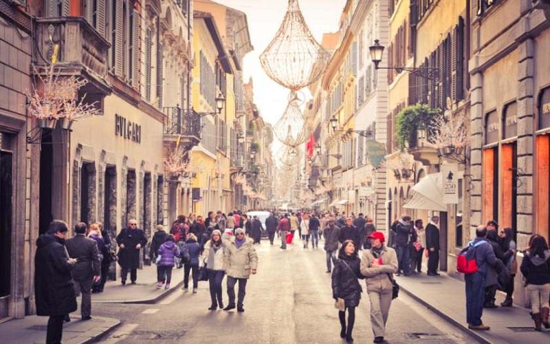 بهترین مراکز خرید در شهر رم ایتالیا را بشناسید