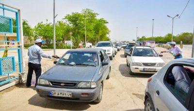 تشکیل قرارگاه نوروزی/ پلیس در ۵۴۰۰ نقطه حادثه خیز حضور دارد