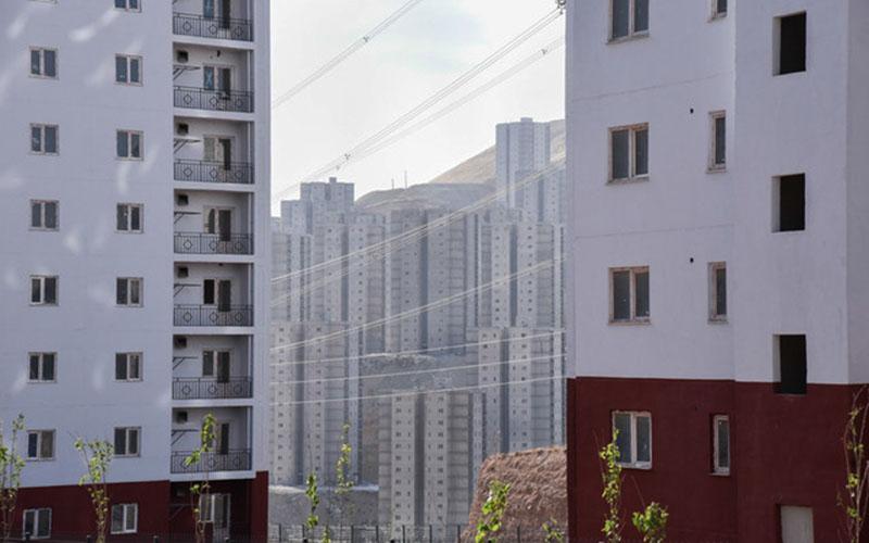 تولید انبوه مسکن ارزان با حمایت دولت