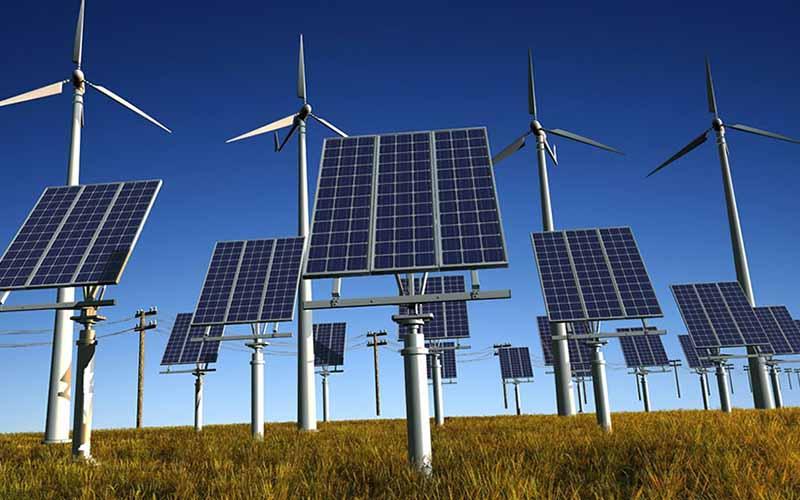 میزان تولید برق از منابع تجدیدپذیر تا بهمنماه امسال