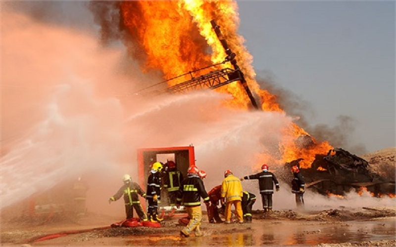 احتمال وقوع حوادث نفتی با کاهش بودجه صنعت نفت در سال ۹۷