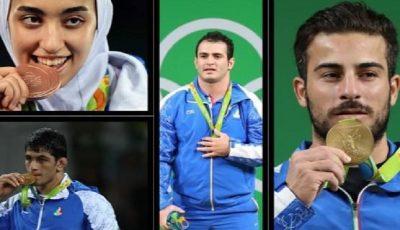 آنچه در سال ۹۶ بر ورزش ایران گذشت