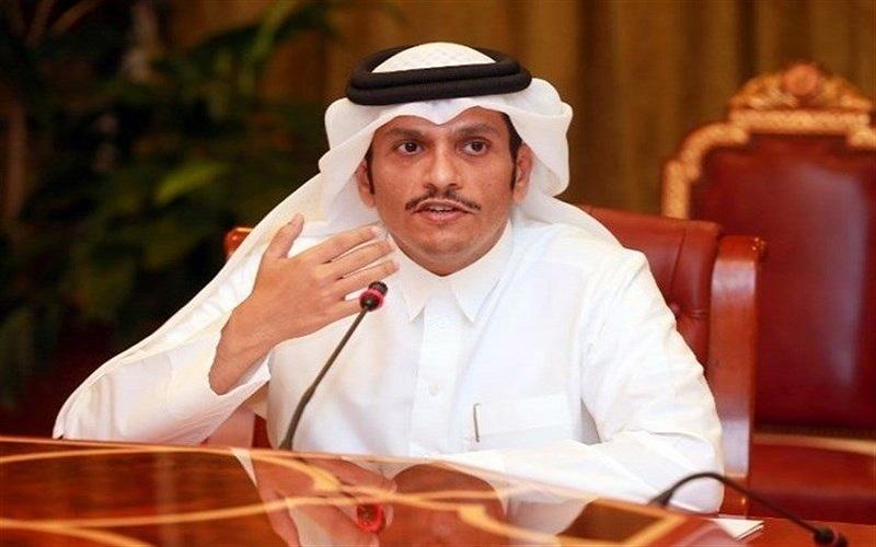 واکنش تند وزیر خارجه قطر به اظهارات بنسلمان درباره کشورش