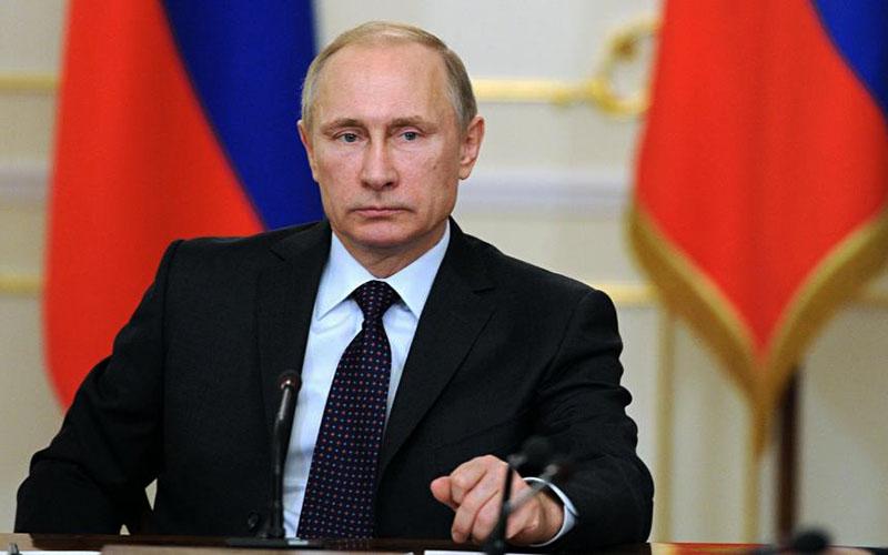 ابراز امیدواری پوتین برای ادامه صادرات نفت ایران