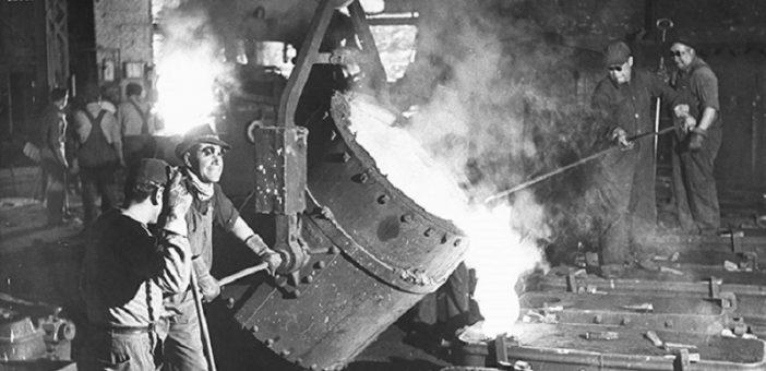 چگونه صنعت فولاد آمریکا به گل نشست؟