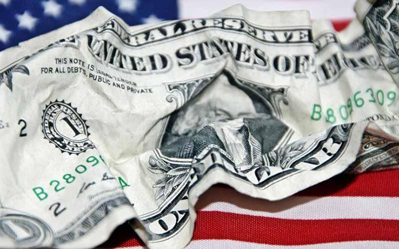 کسری تجاری آمریکا به به ۵۳.۲ میلیارد دلار رسید