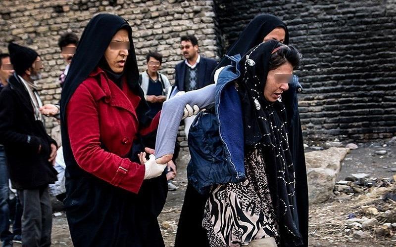 ۵۰ کمپ ترک اعتیاد ویژه زنان در کشور فعالیت میکنند