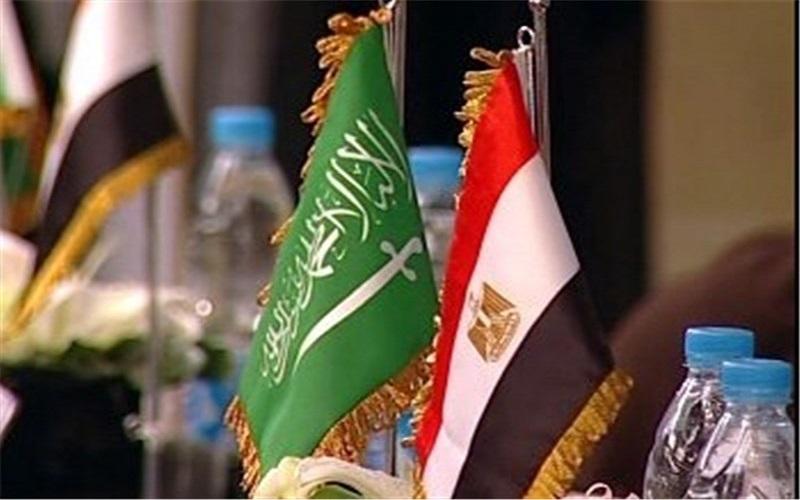 مصر و عربستان بهدنبال گسترش مساحت اسرائیل هستند
