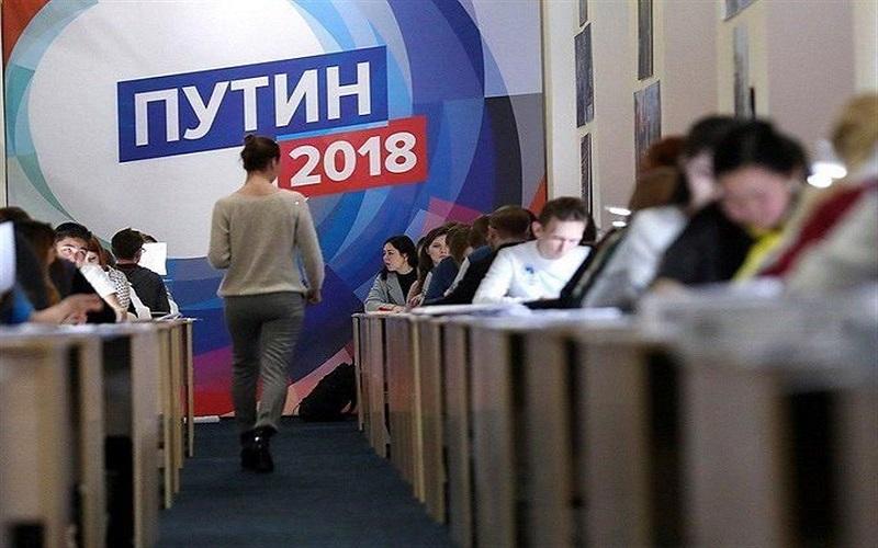 رای ۷۰ درصد مردم روسیه به پوتین