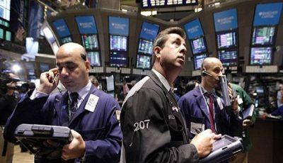 متغیرهای معاملاتی در بازار آمریکا افت کرد