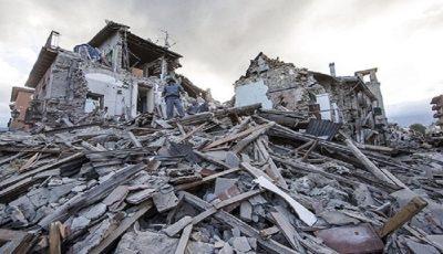 41 زلزله، طی 9 روز اول سال کشور را لرزاند