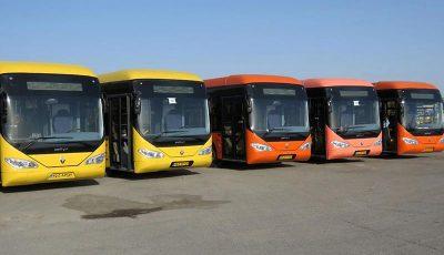 خدماترسانی 70000 وسیله نقلیه عمومی در ایام نوروز