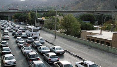 رشد ۱۰ درصدی سفرهای جادهای تا سوم فروردین