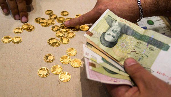 قیمت سکه ۱۷۰ هزار تومان کاهش یافت