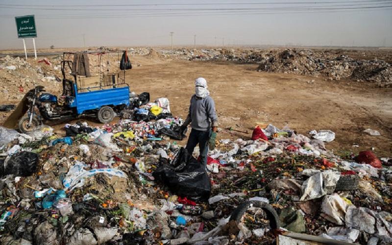 تولید زباله در تهران دو برابر شهرهای مشابه است