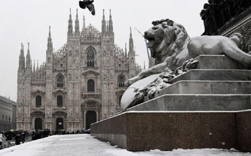 هرجومرج در اروپا در پی سرمای مرگبار