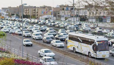 نظارت ویژه بر تردد ناوگان عمومی جادهای در سفرهای نوروزی ۹۷