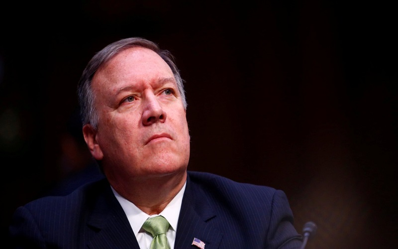 رئیس سازمان سیا وزیر خارجه آمریکا میشود