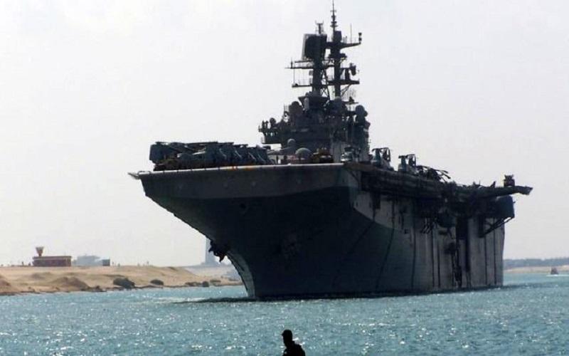 واشنگتن برای حمله به سوریه آماده میشود