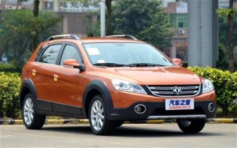 ورود دو خودرو چینی به بازار ایران