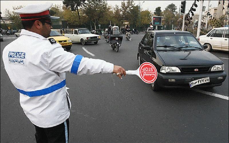 طرح نوروزی پلیس در جادهها با حضور وزیر راه آغاز شد