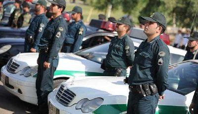 آمادگی پلیس برای دو بازی فوتبال در پایتخت