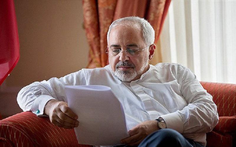 نامه ظریف به دبیرکل سازمان ملل درباره لغو تحریمها
