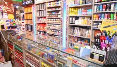 کاراکترهای خارجی در بازار نوشتافزار ایران