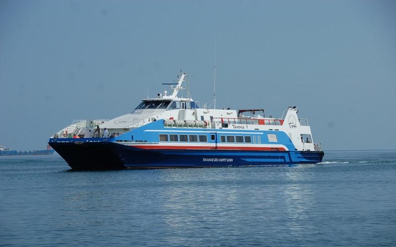 طرح نوروزی سفرهای دریایی از فردا آغاز میشود
