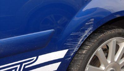 چگونه خط افتادگی روی بدنه خودرو را برطرف کنیم؟