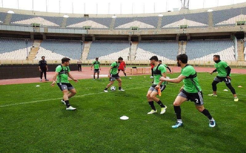 اعلام برنامه ۲ کمپ نوروزی تیم ملی فوتبال