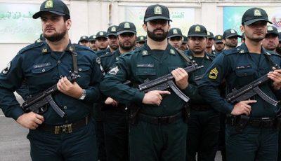 ارزیابی مثبت اقدامات نیروی انتظامی در سال ۹۶
