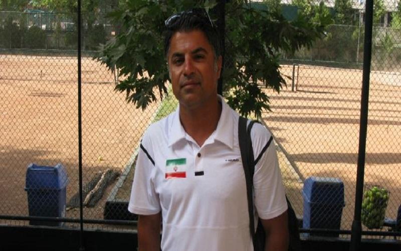 احمدوند به تیم ملی تنیس ایران بازگشت