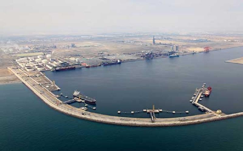 برنامه توسعه بنادر دریایی در کشور عمان