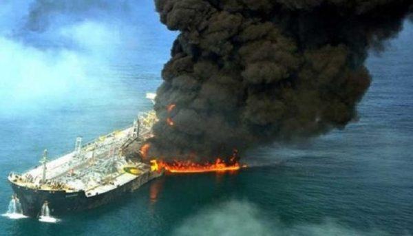 آخرین جزئیات پرونده نفتکش ایرانی سانچی