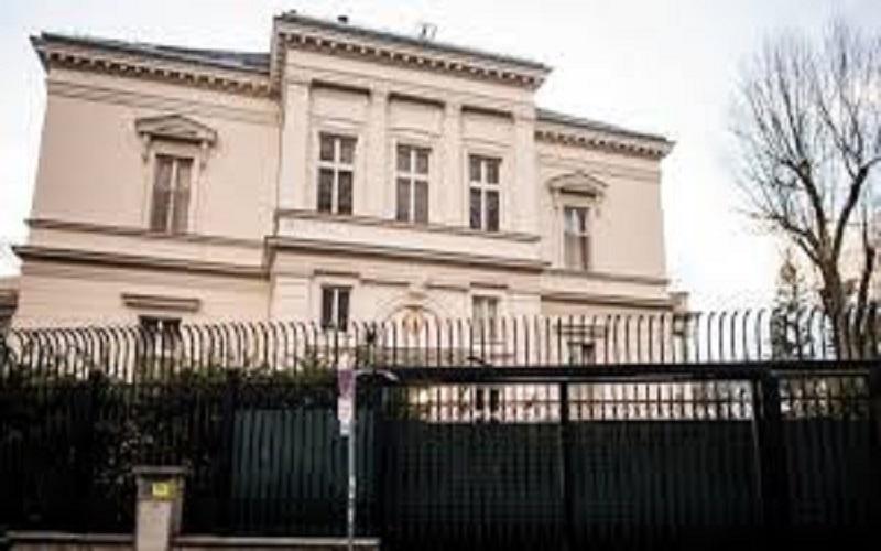 بیانیه پلیس وین درباره حمله به اقامتگاه سفیر ایران