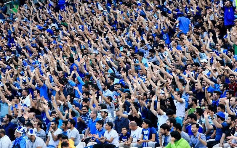 استقلال رکوردار بیشترین تماشاگر در لیگ قهرمانان آسیا