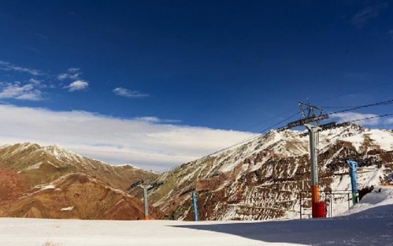 تاثیر خشکسالی بر پیستهای اسکی کشور