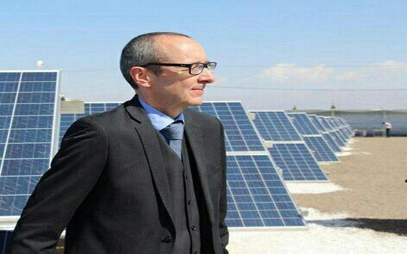 آمادگی اتریش برای ساخت نیروگاههای خورشیدی در کرمان