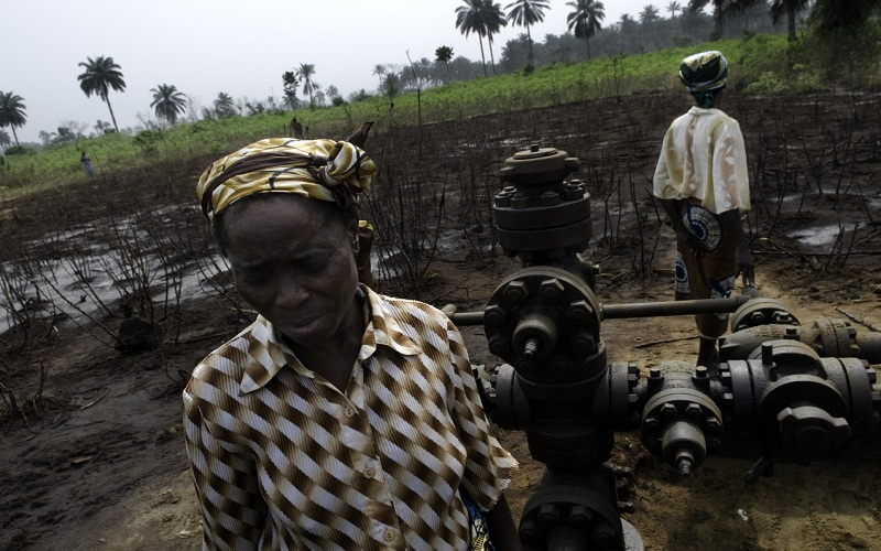 دروغگویی شل و اِنی درباره آلودگیهای نفتی
